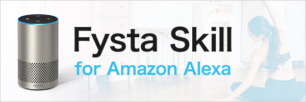 Fysta for Amazon Alexa